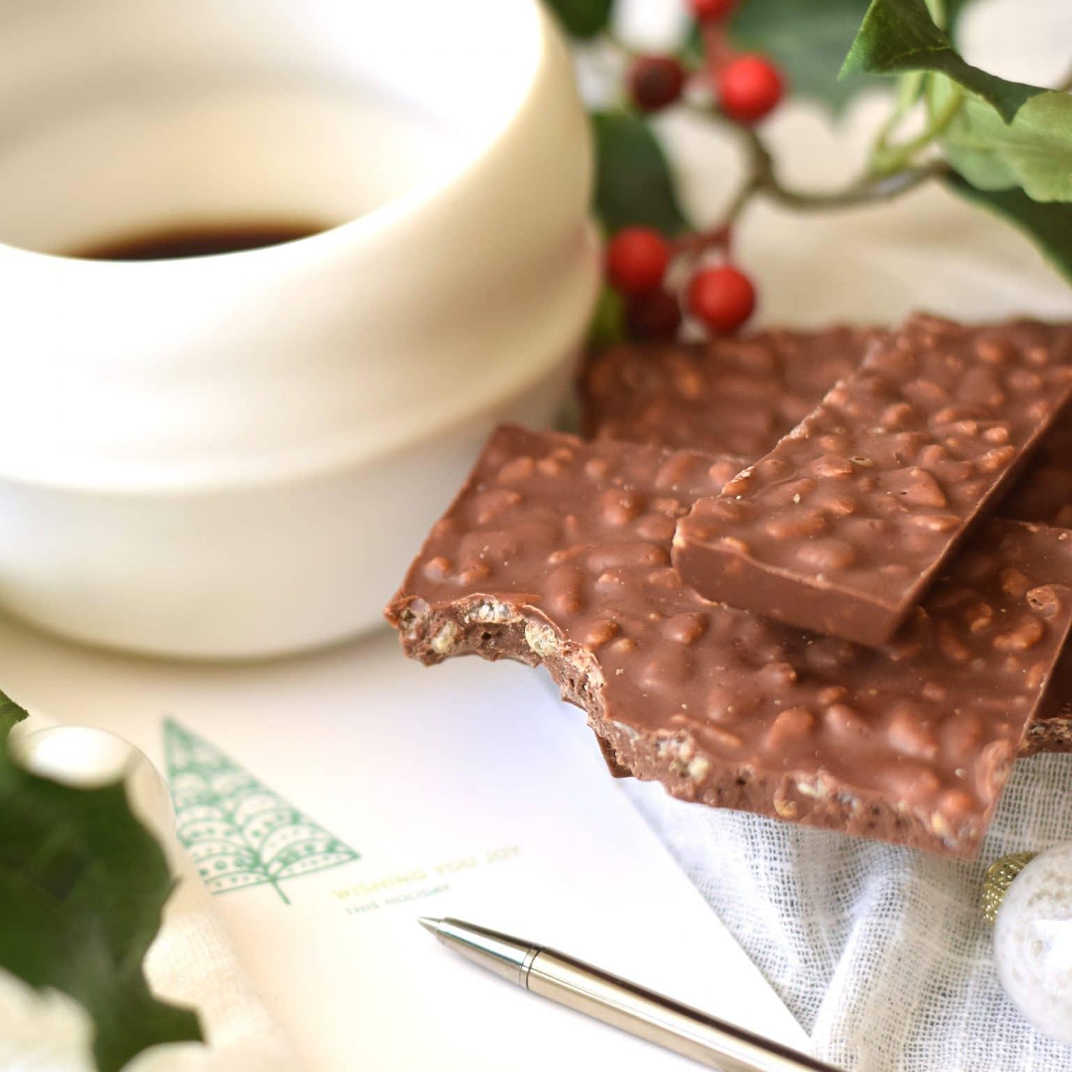Milk Chocolate Crispy