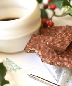 Milk Chocolate Crispy