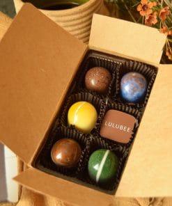 6-piece assorted box