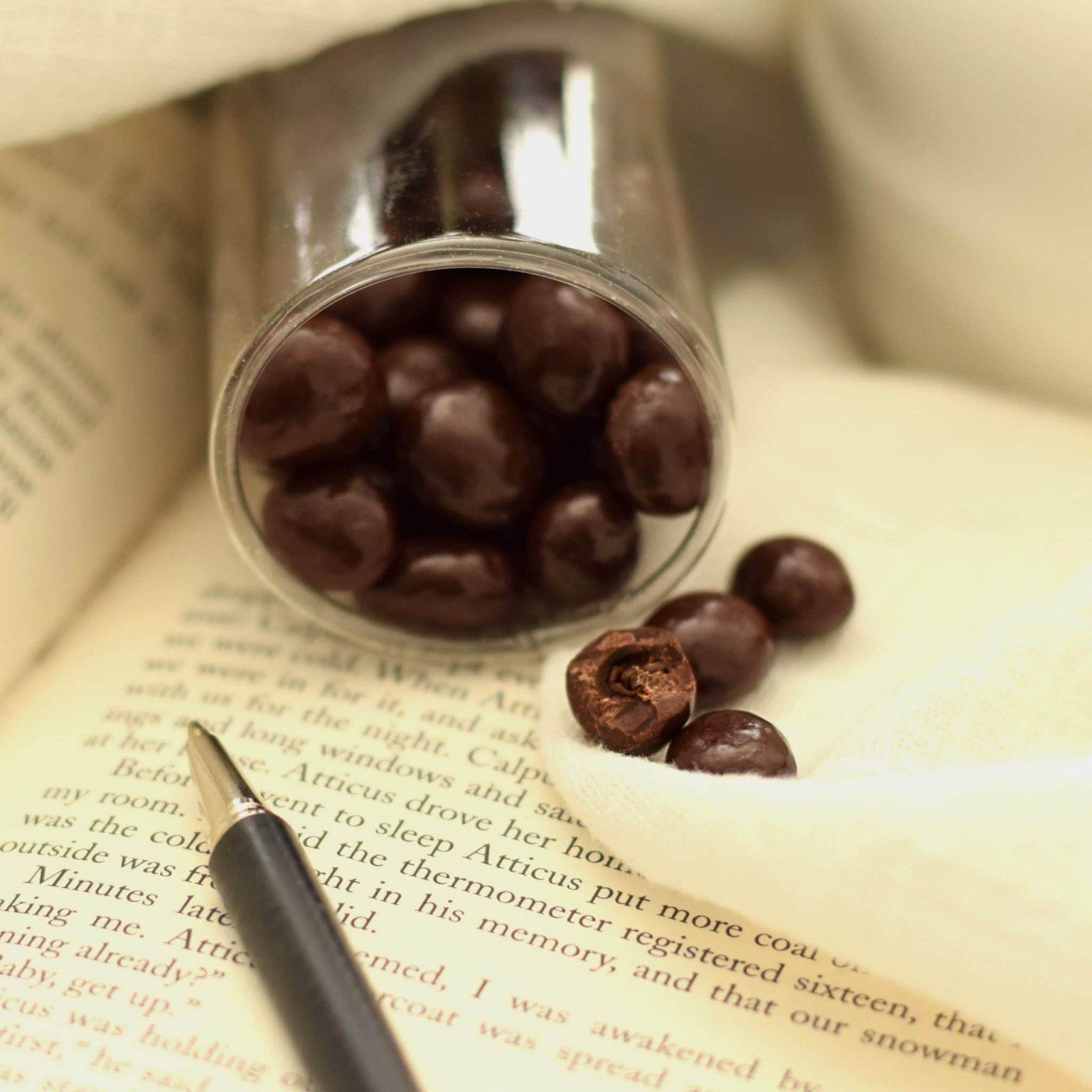Dark Chocolate Espresso